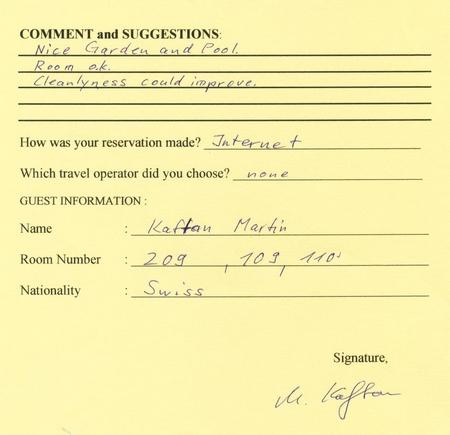 comment guest