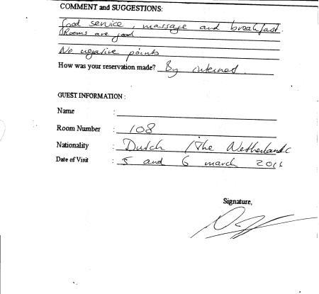 guest commennt tgl 9 april 2013